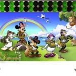 Aluguel-Decoração-Disney-Safari-Tema-Completo