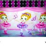 Aluguel-Decoração-Bailarinas-Tema-Completo