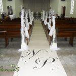 Aluguel Decoração Corredor de Cerimônia Tema Oncinha
