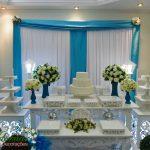 Aluguel Decoração Para Festa de 15 Anos Azul Tiffany