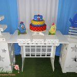 Decoração Kit Provençal Festa Infantil Galinha Pintadinha