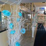 aluguel decoração de casamento completo azul tiffany e branco